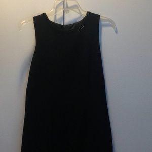 Gorgeous Studio 1 black dress.